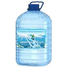 """Вода """"Шерегешская"""" 5 литров"""